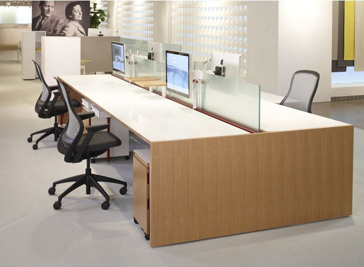 Office Desk Screens and Partitions